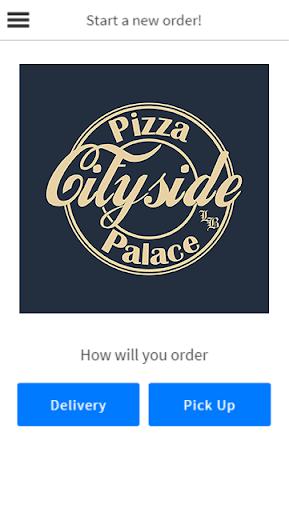 Cityside Pizza Palace