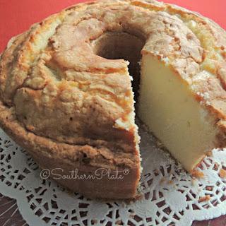 Aunt Sue's Famous Pound Cake.