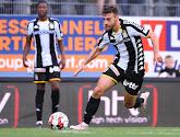Massimo Bruno (Charleroi) tevreden over de reeks van zijn ploeg