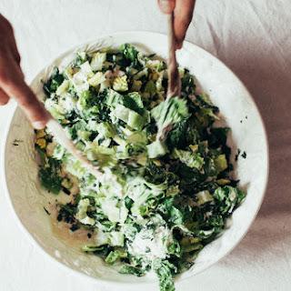 The Best Caesar Salad Dressing, Ever Recipe