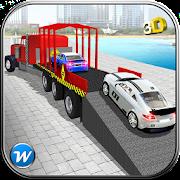 Game Car Transporter Trailer Truck APK for Windows Phone