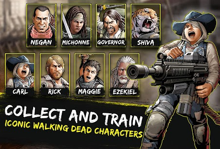 The Walking Dead: Road to Survival 25.0.3.86860 MOD + APK + DATA Download 2