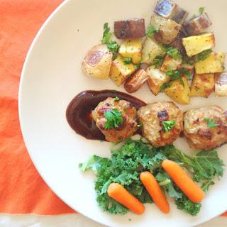 Turkey Barbecue Meatballs
