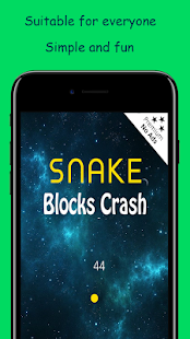 Snake vs Blocks Crash - náhled
