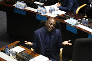 Solly Msimanga ahead of the motion of no confidence tabled before the speaker of council to remove him as the mayor of Tshwane on August 30 2018.