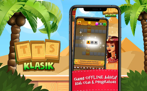 TTS Klasik - Teka Teki Silang Indonesia 2020 apkpoly screenshots 7