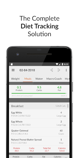 PC u7528 My Macros+ | Diet, Calories & Macro Tracker 1