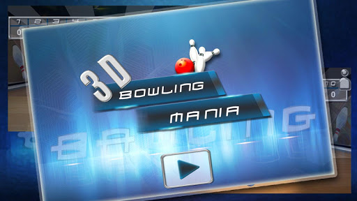 3D Bowling Mania :Challenge