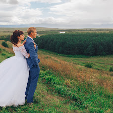 Wedding photographer Kirill Zabolotnikov (Zabolotnikov). Photo of 23.10.2017