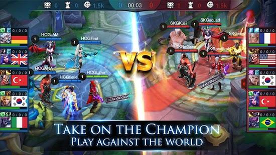 Mobile Legends: Bang bang- screenshot thumbnail