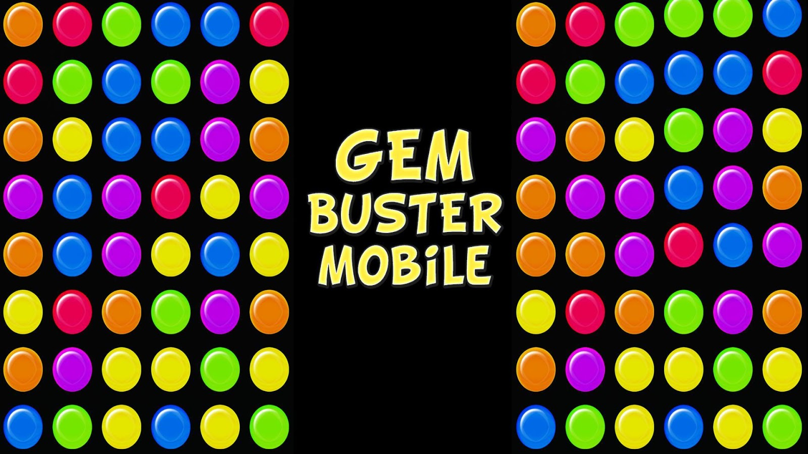 Gem Buster Mobile- screenshot