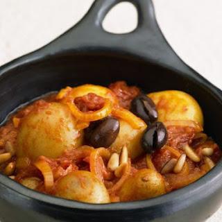 Spanish-style Potatoes
