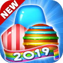 Candy Sweet Taste 2019: Match 3 Puzzle Games icon
