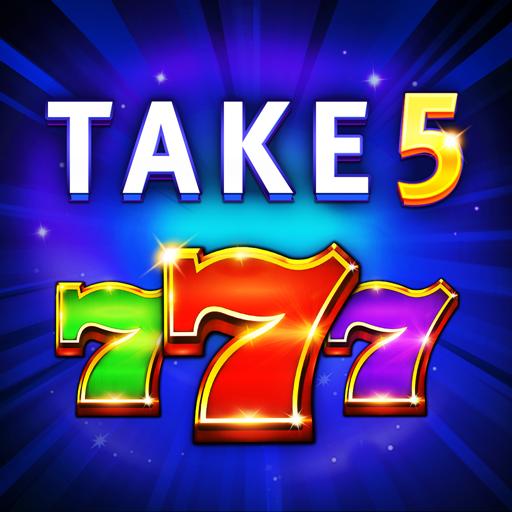 Take5 Free Slots – Real Vegas Casino 2.24.0 APK MOD (hack, cheats,money,coins)