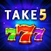 Take5 Free Slots – Real Vegas Casino Icon