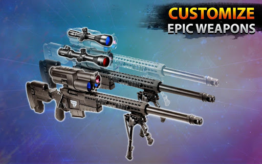 New Sniper Shooter: Free offline 3D shooting games apkpoly screenshots 16