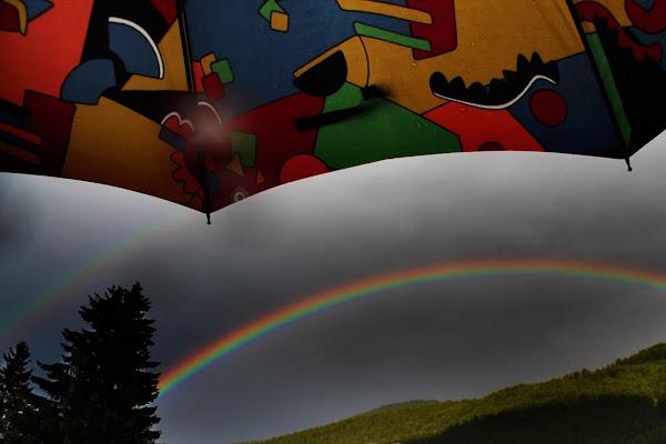 La pioggia dei colori di Rayan87