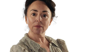 Samantha Spiro: Doctor Who mood was sombre
