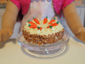 Photo: How about carrot cake?
