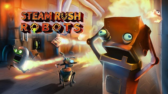 Steam Rush: Robots- screenshot thumbnail