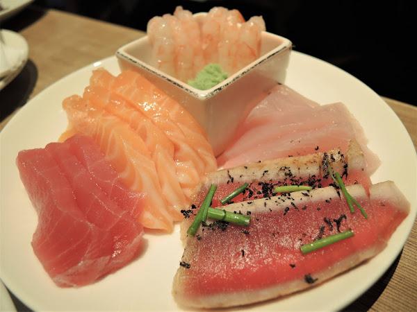 欣葉日本料理健康店   傳統和食迸發新氣象,壽司職人賞作品和日式燒肉通通吃到飽