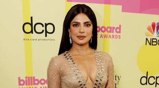Billboard Music Awards 2021: Priyanka Chopra in Dolce & Gabbana
