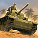 1943 Deadly Desert - a WW2 Strategy War Game icon