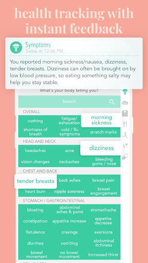 Ovia Pregnancy Tracker: Baby Due Date Countdown screenshot 5