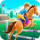 Cartoon Horse Riding - Derby Racing Game for Kids (game)