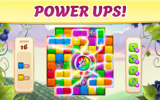 Vineyard Valley: Match & Blast Puzzle Design Game android2mod screenshots 17