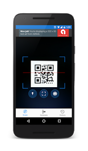QR Kode Scanner - Stregkodescanner for PC-Windows 7,8,10 and Mac apk screenshot 2