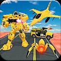 Multi Robot Transform Army Tank War 2 icon