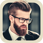 Beard Men Photo Editor – Hairstyles Beauty Makeup 1.1