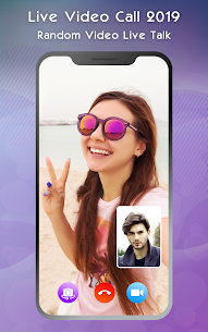 Live Video Call 2019 – Random Video Live Talk App Download For Android 2