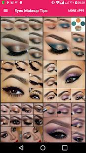 Bridal Eye Makeup - náhled