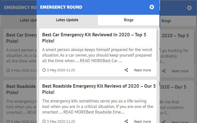 Emergency Round - Latest News Update