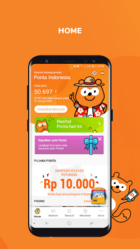 Ponta Indonesia 3.1.9 screenshots 2