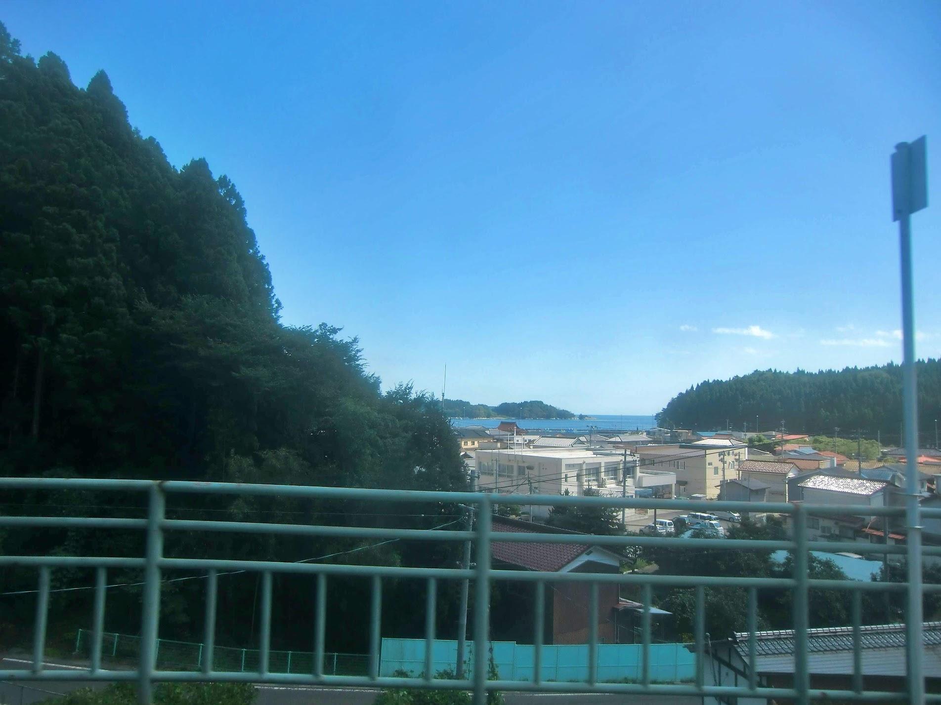 JR気仙沼線歌津駅(1)