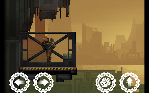 Mech Land: Robot Escape- screenshot thumbnail