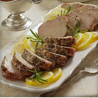 Tuscan Pork Loin.