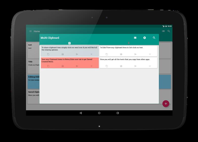 Free Multi Clipboard Manager Screenshot 12