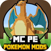 MODS Pixelmon For MCPE
