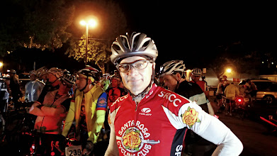 Photo: Carl Sanders - 4:45 AM at the Start