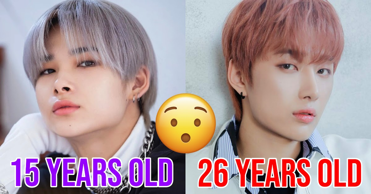 These Are The Youngest To Oldest Average Ages Of 15 K-Pop Rookie Boy Groups