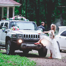 Wedding photographer Aleksandra Chistyakova (fototuta). Photo of 16.12.2015