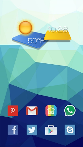 android The White Bloc Screenshot 0