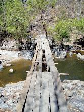 Photo: Rickety Bridge