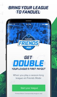 FanDuel: Daily Fantasy Sports- screenshot thumbnail