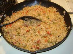 Spanish Rice With Spice!