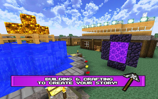 Block Survival Craft:The Story 0.2.7 screenshots 4